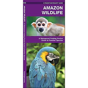 Amazon Wildlife - A Waterproof Pocket Guide to Familiar Species by Jam