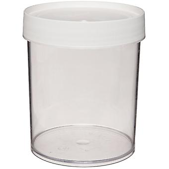 Nalgene Polycarbonate Straight Side Wide Mouth Jar (125ml)