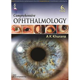 Comprehensive Ophthalmology - With Supplementary Book - Review of Opht