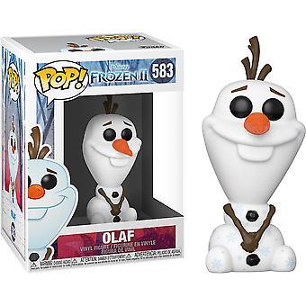 Frozen II Olaf Pop! Vinyl