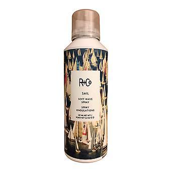 R&Co Sail Soft Wave Spray 5.2 OZ