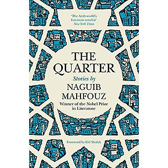 The Quarter by Naguib Mahfouz - 9780863563751 Book