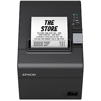Stampante termica nera Epson TM-T20III 250 mm/s 203 ppp