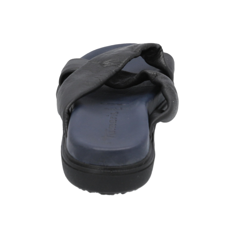 Tamaris Da.-Pantolette Damen Pumps Schwarz High-Heels Stilettos Absatz-Schuhe
