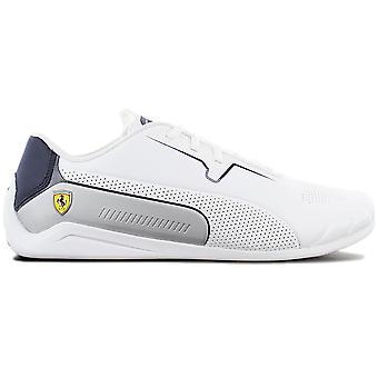פומה Scuderia פרארי-SF הסחף חתול 8-נעלי גברים לבן 339935-03 נעלי ספורט נעליים