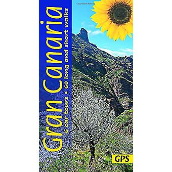 Gran Canaria - 6 car tours - 60 long and short walks with GPS by Noel