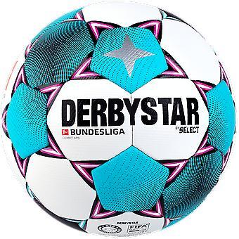 5 x DERBYSTAR Game ball - Bundesliga COMET APS 20/21 incl. ball hose