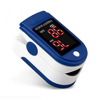 Pulse Oximeter Fingertip Portable OLED Display Digital Oximeter