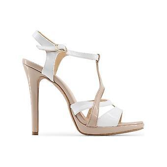 Hecho en Italia - Zapatos - Sandalias - IOLANDA-CIPRIA-BIANCO - Mujeres - Blanco, Bisque - 39
