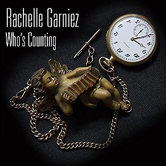 Rachelle Garniez - Who's Counting [CD] USA import