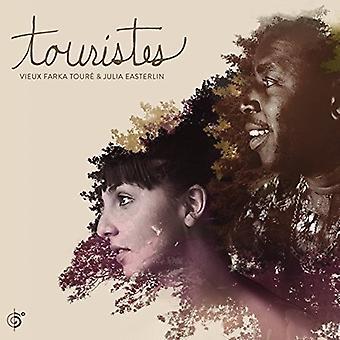 Toure, Vieux Farka / Easterlin, Julia - Touristes [CD] USA import