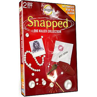Snapped: Season 5-the Killer Collection [DVD] USA import