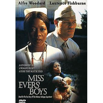 Miss Evers' Boys [DVD] USA import