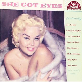 She Got Eyes [CD] USA import