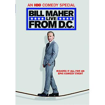 Bill Maher: Live From D.C. [DVD] USA import