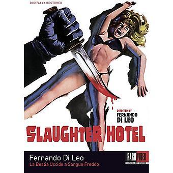 Slaughter Hotel [DVD] USA import