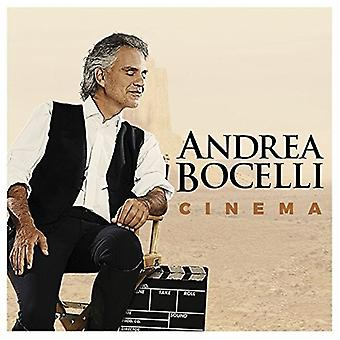 Andrea Bocelli - Cinema [CD] USA import