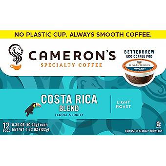 Cameron's Specialty Coffee Costa Rica Blend Single Serve Pods