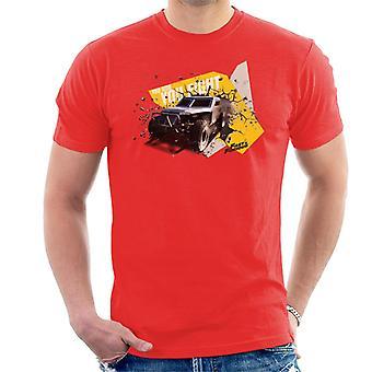 Nopea ja raivoissaan voit taistella miesten ' s T-paita