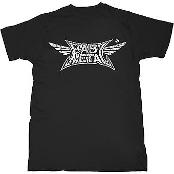 Babymetal Logo Officiella Tee T-shirt Mens Unisex