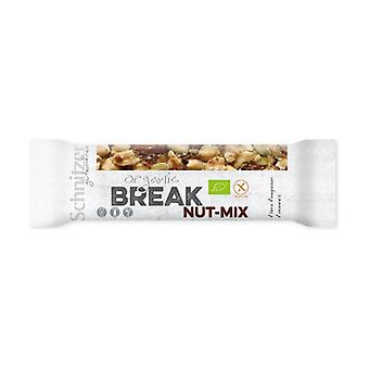 Break Nut-Mix gluten-free walnut bar 40 g