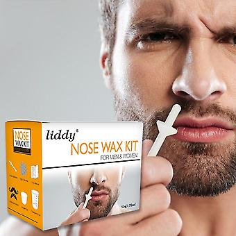 Nose Hair Removal Wax Kit -portable Cosmetic Hair Trimmer