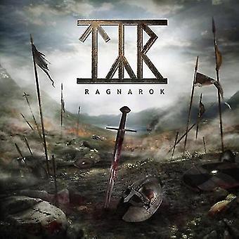 Tyr - Ragnarok [CD] USA import