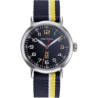 NAPWLS907, Nautica Wakeland Relojes para Hombres -Azul