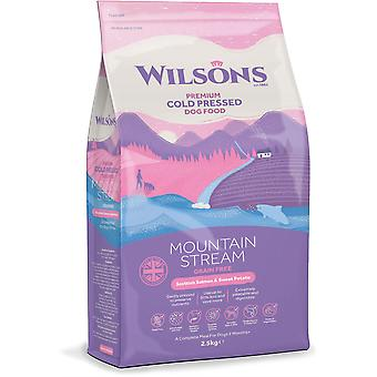 Wilsons Cold Press Salmon And Sweet Potato - 2.5kg