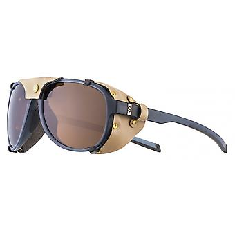Sunglasses Unisex Altamont polarizes black/beige