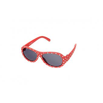 Sunglasses Girl Girl Red/White (K-121)