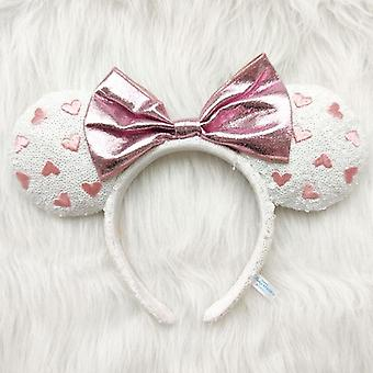 Disney Mickey Mouse Ears, Bandeau Hair Hoop Duffy Bear Wedding Style