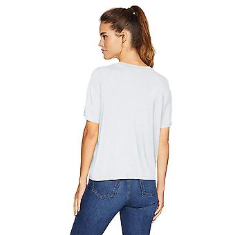 Daily Ritual Women's Jersey Short-Sleeve Boxy Pocket, White, Size XX-Large