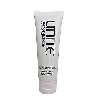 Unite Smooth & Shine Moisturizing Shine Cream 3.5 OZ