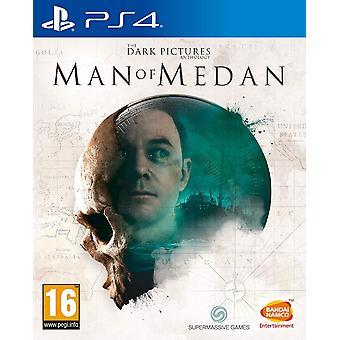 The Dark Pictures Anthology Man of Medan PS4 Jeu