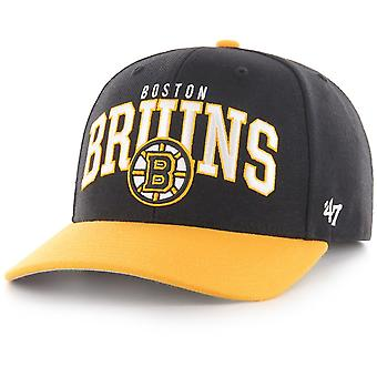 47 Brand Low Profile Cap - McCaw Boston Bruins black