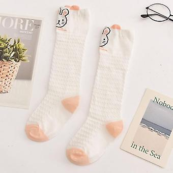 Baby Summer Thin Stocking Mesh Breathable Cotton Newborn Legwarmer