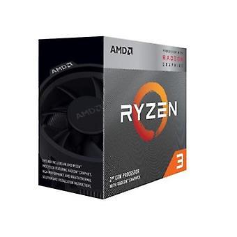 Amd Ryzen 3 3200G 4 جوهر 4 خيط 4000Mhz Am4 6Mb