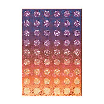 Flash Matta 2706 Violett/Orange 80x150cm