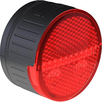 sp connect red all round led safety light red