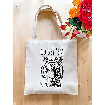 Go Get 'em Tiger - Einkaufstasche