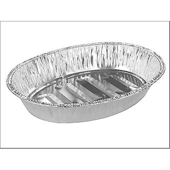 Tala Aluminium Foil Roaster Oval 10A10637