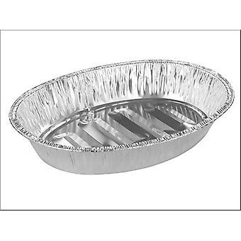 Tala alumiinifolio paahtimo soikea 10A10637