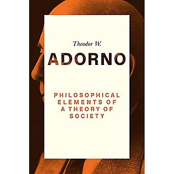 Philosophical Elements of a� Theory of Society