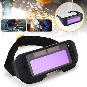 Auto Darkening Din11 Durable Automatic Light Change Anti-glare Eyes Shied