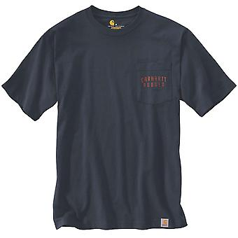 Carhartt Men's T-Shirt Workwear Back Graphic
