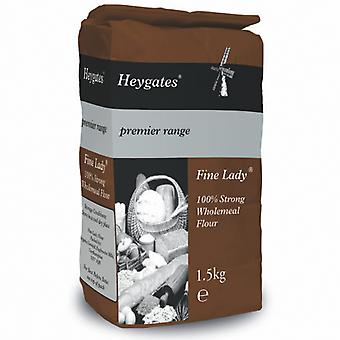 Heygates Fine Lady Strong Wholemeal Flour