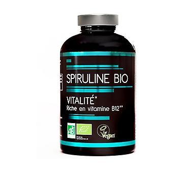 Spirulina 500 tablets
