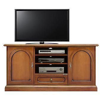 Classic Tv cabinet doors round motif