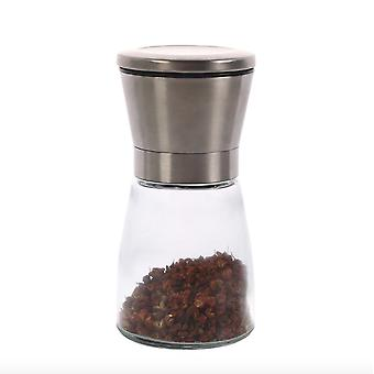 High Bottle Grinder 304 Stainless Steel Pepper Grinder Stainless Steel Pepper Pepper Black Pepper Grinder